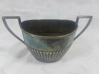 Antique Art Deco Walker & Hall 55288A1 Silver Soldered 55 4HP Lovely Decorative