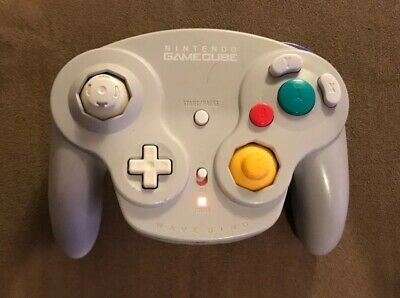 Official Nintendo GameCube Wave Bird Wireless Controller Only! ~ Works Great!