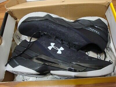 729066ff9f97 Under Armour UA Curry 2 Low Basketball Shoes Black Gray (1264001-003) NEW