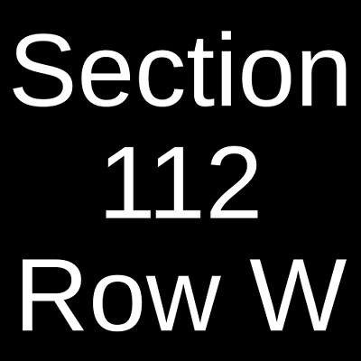 4 Tickets For King and Country 10/13/19 Amalie Arena Tampa, FL