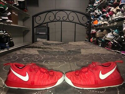 8b45484ea13d NIKE KEVIN DURANT KD 9 Fire   Ice Toddler Boys Red Blue Shoes~size 9 ...