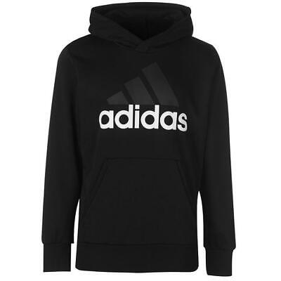 Adidas Linear OTH Hoody Mens Jumper Sweater Pullover Logo LS UK Size L *4