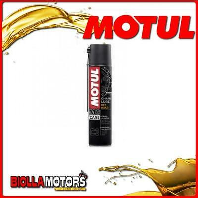 102982 400Ml Spray Per Catene Motul C3 Chain Lube Off Road 400Ml
