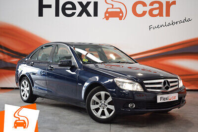 Mercedes Benz Clase C C 220 CDI Blue Efficiency Avantgarde