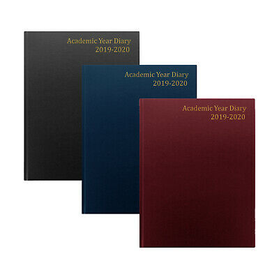 2019 - 2020 Academic Mid Year Student Hardback Appointment Diary