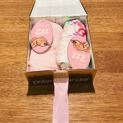 PETER ALEXANDER - Pink And Floral PJs - Size XS - New In Box - NTW RRP $109.90