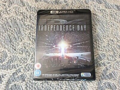 4K Ultra HD Blu Ray Independance Day