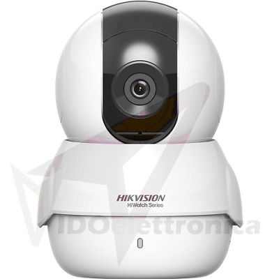 Telecamera Ip Hiwatch Mini Network Pt Dome Ip-Cam Wifi Hd 1080P 2Mpx 2.8Mm Audio