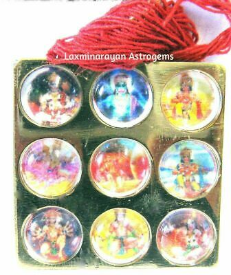 HANUMAN KAVACH PENDENT To Protect Your Family From Enemies 100% Best