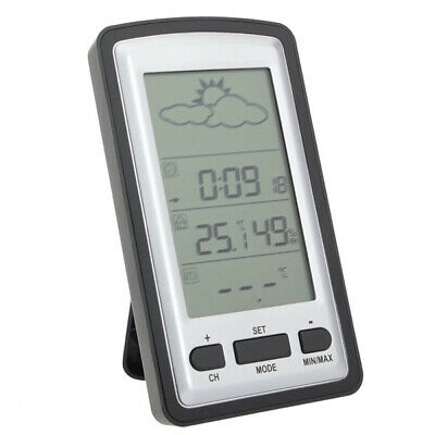 Indoor Outdoor Wireless Thermometer Messgerät Weather Station KG218