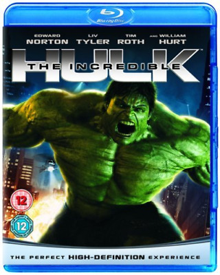 Paul Soles, Peter Mensah-Incredible Hulk (UK IMPORT) Blu-ray NEW