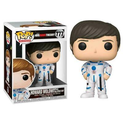 The Big Bang Theory Pop! Funko Howard Wolowitz Vinyl Figures Television N°777