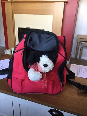Puppy, Small Dog Or Cat Back Pack