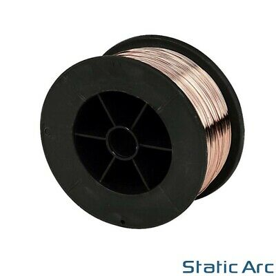 MILD Steel MIG Welding Wire Reel Spool ROLL Gas MAG CO2 Argon A18 0.8mm 1KG