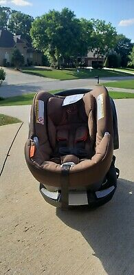 Car Seat Cybex Aton Q Infant Car Seat Coffee Bean Infant Carseat