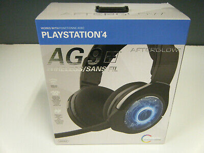 Afterglow PS4 Headset Wireless Afterglow AG 9 +  PDP