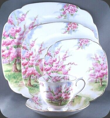 Royal Albert Blossom Time 5 Piece Place Setting (TWO Available)