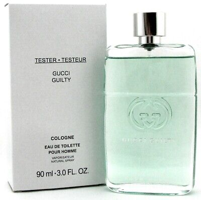 8e9f8b564 Gucci Guilty COLOGNE Eau de Toilette Pour Homme Spray 3.0 oz./ 90 ml.