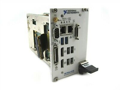 National Instruments NI PXIe-8135 2.3GHz Embedded Controller Module Insert