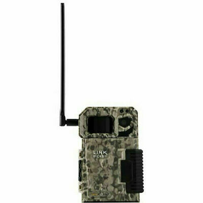 New Spypoint Link-Micro 4G AT&T USA Cellular 10MP Low Glow IR Game Trail Camera