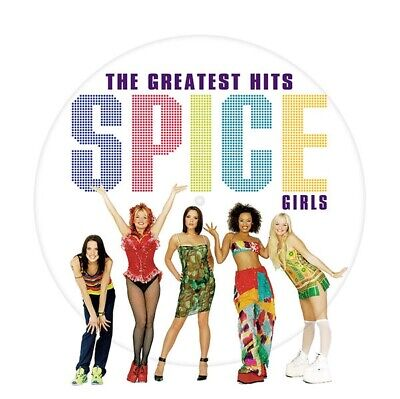 Spice Girls The Greatest Hits Limited Edition Picture Disc Vinyl LP Brand New