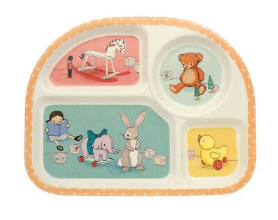 Belle and Boo Section Tray 270 x 210 x 15 mm Toddler Baby plate