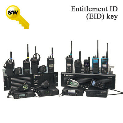 HKVN4204 / HKVN4204A EID (analog to DMR feature) - 3 pcs.