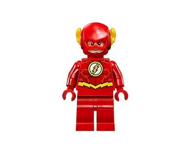 Lego DC Universe Super Heroes The Flash Minifigure NEW!!!