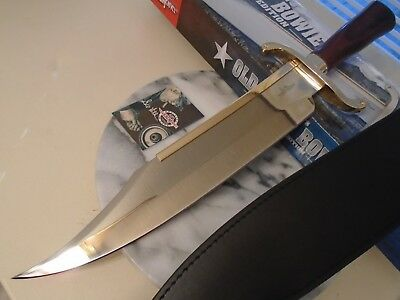 "Gil Hibben Old West Bowie Huge Hunter Collecter Combat Knife GH5069 19 3/4"" New"