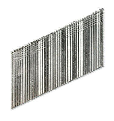 """Simpson Strong-Tie S15N200FNJ 2"""" 15ga 304SS Angled Finish Nail 3500ct"""