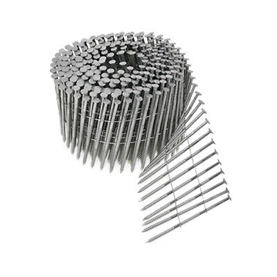 """Simpson Strong-Tie S13A125SNBP 1-1/4"""" x .09 304SS Ring-Shank Siding Nails 1500ct"""