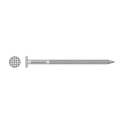 """Simpson Strong-Tie T8PTD5 2-1/2"""" x 11Ga 8d Ring 316SS Decking Nails 5lb"""
