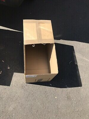 2 Large Strong Double Wall Box Removal Moving Packing Postal Cardboard Boxes