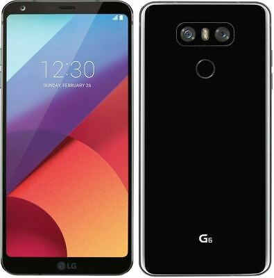 "LG G6 H873 32GB 5.7"" 4G LTE Factory GSM Unlocked Smartphone - Grade A+"
