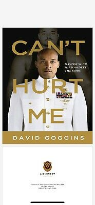 David Goggins Can't Hurt Me: Master Your Mind And Defy The Odds PDF Ebook