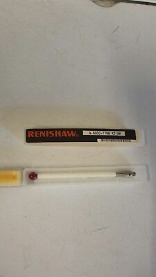 Renishaw Ceramic Styli With Ruby A-5000-7796 Ref  Q-Mark Tm4-80104 C