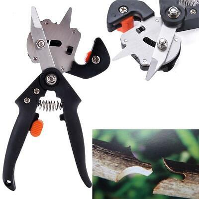 Garden Nursery Fruit Tree Pro Pruning Shears Scissor Grafting Cutting Tools
