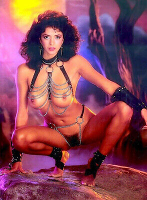 1985 Candid Pinup Girl Woman Vintage Rare Celebrity Exclusive 8 x 10 Photo 2347