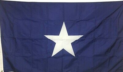 Historic Bonnie Blue Flag of the South 3'X5' Poly