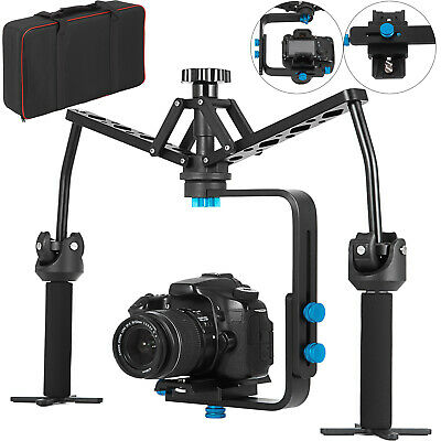 Spider Handheld Stabilizer Video Steadicam For DSLR Cloud Deck Steady Rig Steady