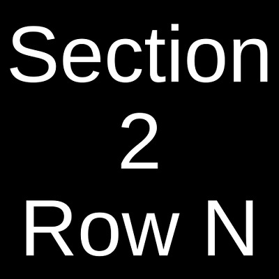 3 Tickets Billie Eilish 7/6/19 Milwaukee, WI