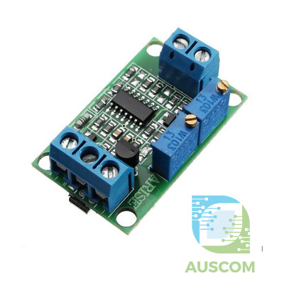 Voltage to Current 0-2.5V/3.3V/5V/10V/15V/24V to 4-20mA Analog Signal Convert...
