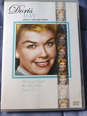 Diva Collection Doris Day - DVD - Free Shipping. Very Good Condition. t2