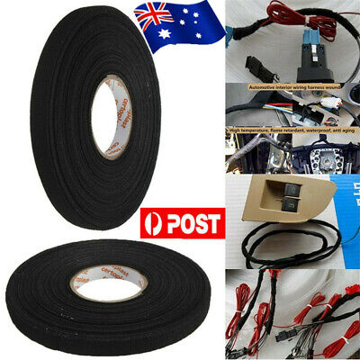 Surprising 4 Rolls Adhesive Cloth Fabric Tape For Cable Looms Wiring Harness Wiring Digital Resources Indicompassionincorg