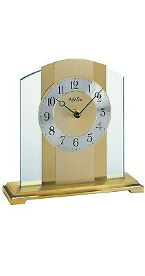 Modern clock with quartz movement from AMS AM T1119 NEW