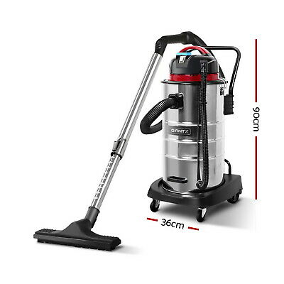 Giantz 2000W 60L Industrial Grade Wet and Dry Vacuum Cleaner & Blower Blowing
