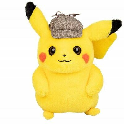 Pokémon: Detective Pikachu Soft Toy [Plush]
