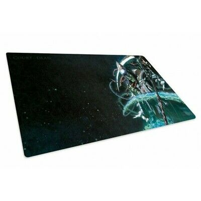 Ugd010739 - Court Of The Dead Play-mat Death I 61 X 35 Cm (2212992)