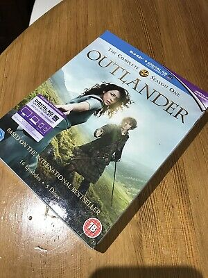 Outlander: Complete Season 1 (with UltraViolet Copy) [Blu-ray]