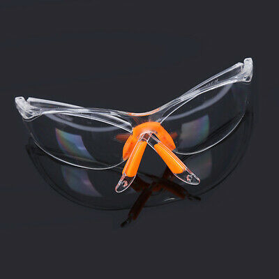 Eye Protective Glasses Clear Factory Lab Outdoor Work Anti-impact Goggles Safety